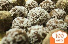 """Фото рецепта: «Конфеты """"Шоколадные бомбочки""""»"""