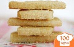 Фото рецепта: «Апельсиновое печенье»