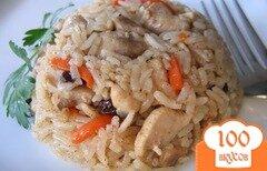 Фото рецепта: «Плов узбекский с курицей»
