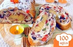 Фото рецепта: «Паасброд. Голландский «кулич». Paasbrood.»