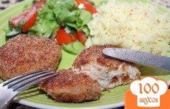 Фото рецепта: «Рыбные котлеты»