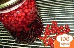 Фото рецепта: «Варенье из красной смородины»