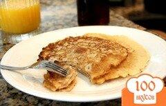 Фото рецепта: «Блины на завтрак»