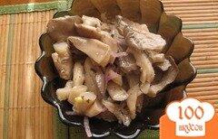Фото рецепта: «Вешенки по-корейски»