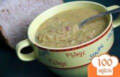 Фото рецепта: «Гороховый суп-пюре»