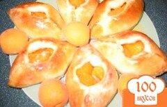 Фото рецепта: «Пирожки с абрикосами»