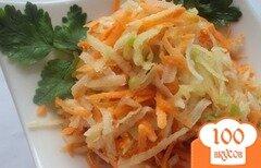 Фото рецепта: «Салат из топинамбура»