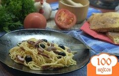 Фото рецепта: «Спагетти Карбонара (Carbonara)»