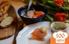 Фото рецепта: «Соус к копченой рыбе»