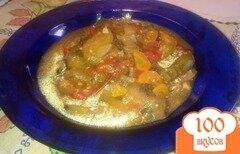 Фото рецепта: «Соте из баклажан»