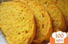 Фото рецепта: «Хлеб с морковью»