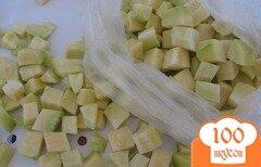Фото рецепта: «Замороженные кабачки»