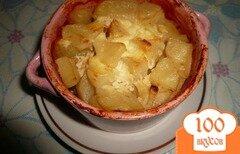 Фото рецепта: «Ленивый горшочек с картофелем и мясом»