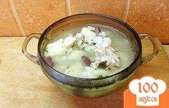 Фото рецепта: «Суп с красной фасолью»
