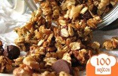 Фото рецепта: «Гранола с кабачком»