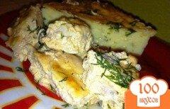 Фото рецепта: «Куриное филе с соусом из йогурта.»