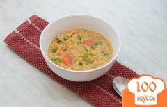 Фото рецепта: «Гороховый суп от мамы»