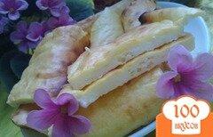 Фото рецепта: «Творожный десерт Фиадоне»