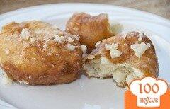 Фото рецепта: «Пирожки с картошкой жареные»