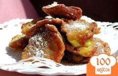 Фото рецепта: «Яблоки в пряном кляре»