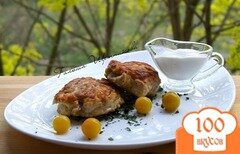 Фото рецепта: «Рубленые куриные котлеты»