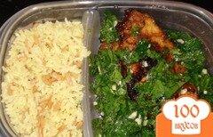 Фото рецепта: «Куриные грудки с Гремолатой»