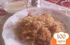 Фото рецепта: «Бигос со свининой»