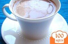 Фото рецепта: «Горячий шоколад с корицей»