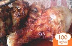 Фото рецепта: «Пикантный шашлык из курицы»