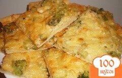 Фото рецепта: «Пицца с брокколи»