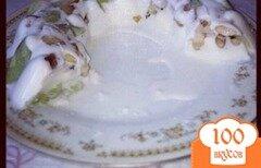 Фото рецепта: «Молочно-фруктовый десерт»