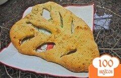 Фото рецепта: «Хлеб Фугас»