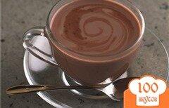 Фото рецепта: «Шоколадный шейк»