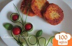 Фото рецепта: «Картофельные биточки»