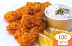 Фото рецепта: «Соус к рыбным котлетам»