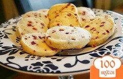 Фото рецепта: «Песочное печенье с клюквой»