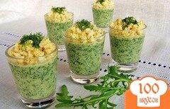 Фото рецепта: «Крем-суп из рукколы»