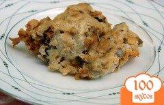 Фото рецепта: «Картофель с грибами и курицей»