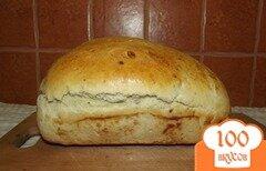 Фото рецепта: «Розмариновый хлеб с сыром и орехами»
