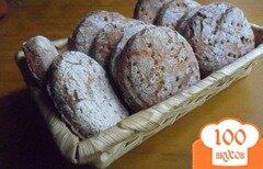 Фото рецепта: «Hapan ruisrieska - Финские «кислые» ржаные лепешки»