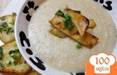 Фото рецепта: «Фасолевый крем-суп»