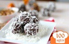Фото рецепта: «Кокосовые шарики»
