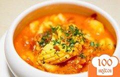 Фото рецепта: «Суп из форели»