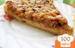 Фото рецепта: «Венгерский ореховый пирог»