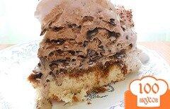 Фото рецепта: «Торт-мороженое Мильфей *Семифреддо*»