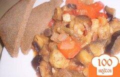 """Фото рецепта: «Тушеные овощи - """"Рататуй""""»"""