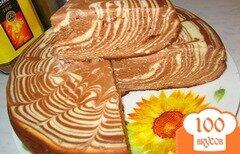 Фото рецепта: «Творожный десерт в мультиварке»
