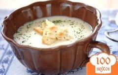Фото рецепта: «Картофельный крем-суп с тофу»