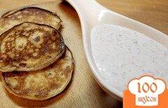Фото рецепта: «Ореховый соус к блинчикам»