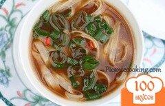 Фото рецепта: «Ароматный утиный суп»